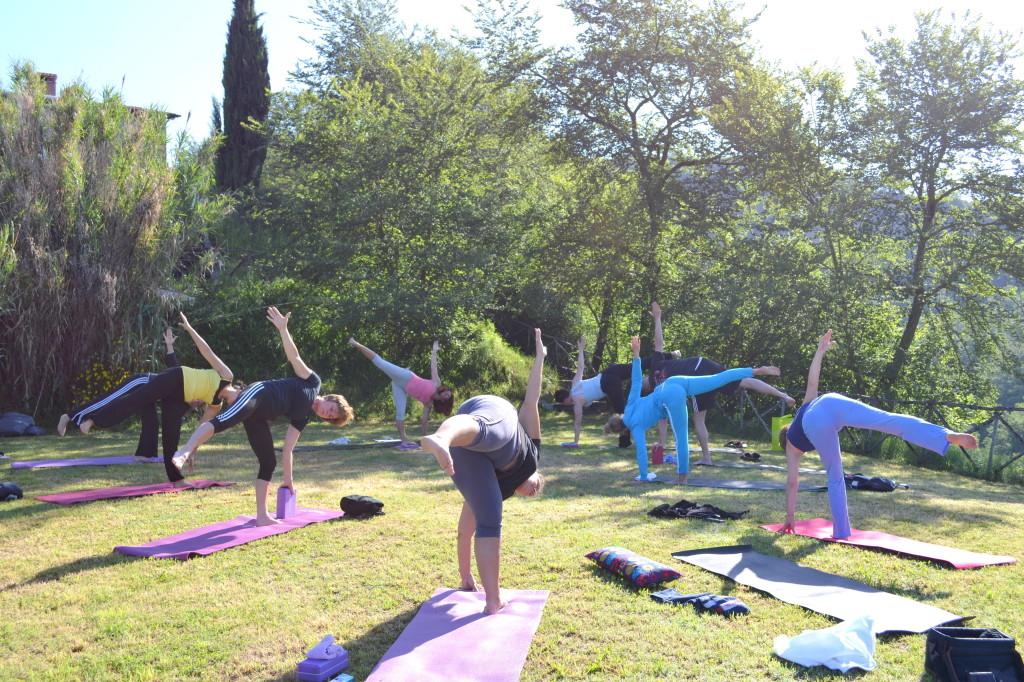 Yogavakantie Power yoga Bodegraven