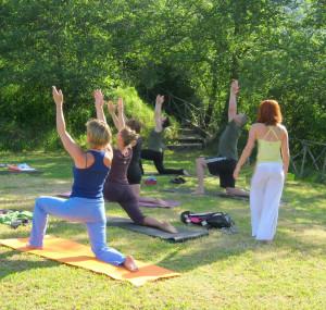 Yogavakantie Italie Programma