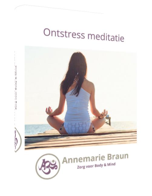 Ontstress meditatie